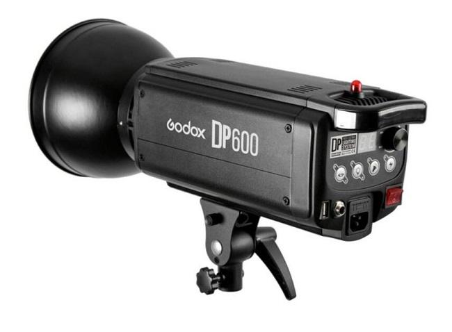 Blesk 600Ws, studiový blesk, záblesková lampa, DP