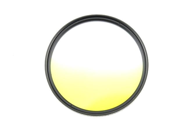 Elementrix přechodový filtr žlutý 62mm