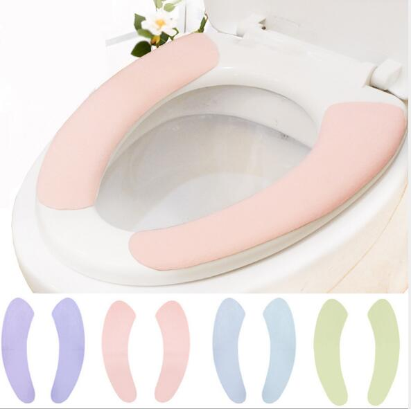 Elementrix Potah na záchodové prkénko fialový