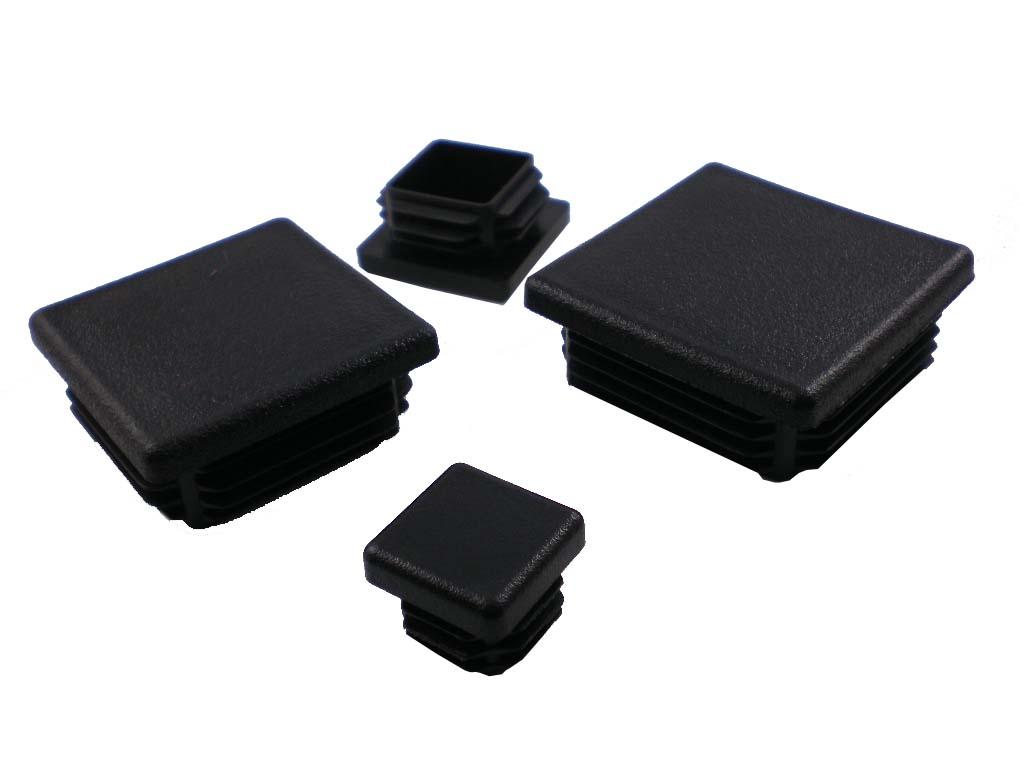 Záslepka, krytka, zátka 50X50 0,8-3,0mm Čtvercová plastová záslepka