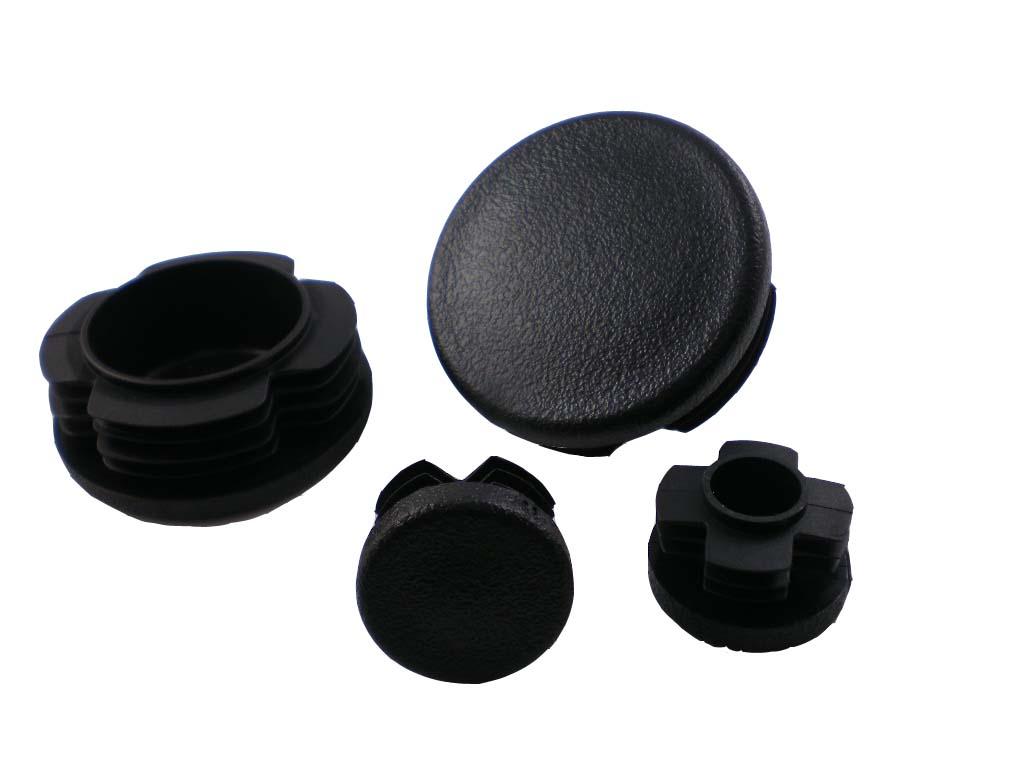 Záslepka, krytka, zátka 25mm 1,0-3,5mm Kulatá záslepka do trubky