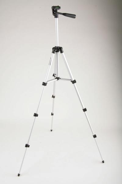 Stativ 3D, fotografický, Tripod 139 - 147cm - 1