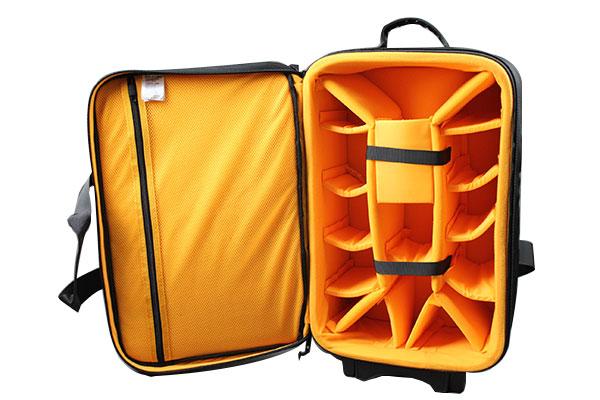 Profesionální fotografický kufr, fotokufr