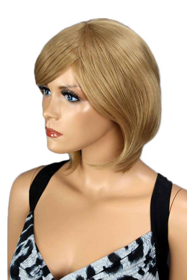 Dámská paruka blond, PODKOVA