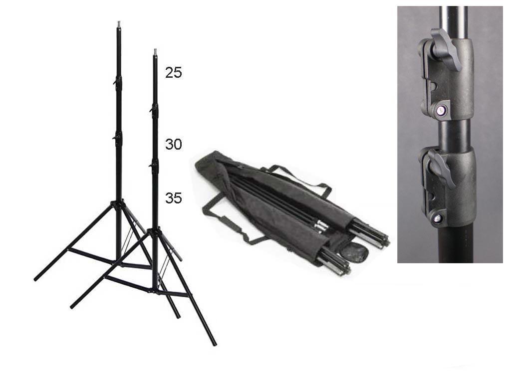 Konstrukce pro fotografické pozadí 3,1x3,6m