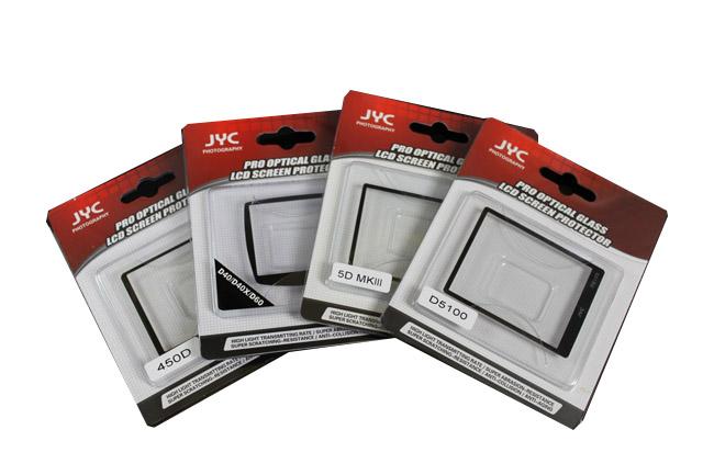 Sony HX1, HX-1 Ochranný kryt pro LCD displej JYC (P-SHX1)