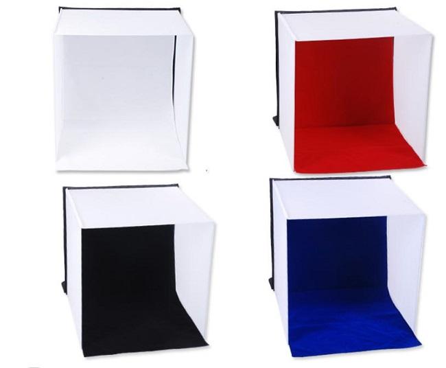 Fotografický stan, Fotostan 60x60x60 fotobox,