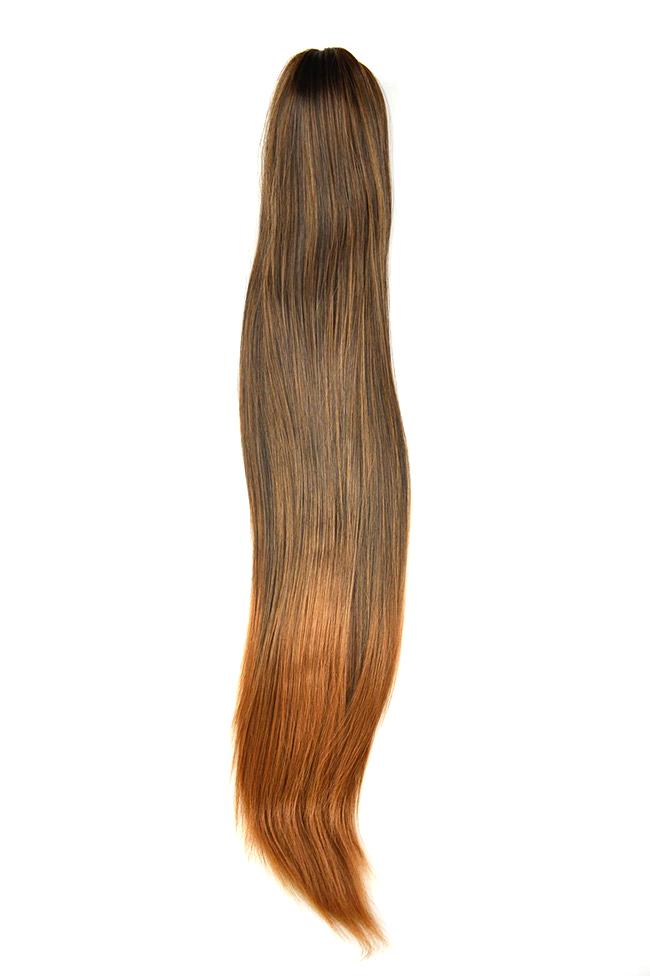 Culík dlouhý, rovný na skřipci 50cm odstín 4T30,