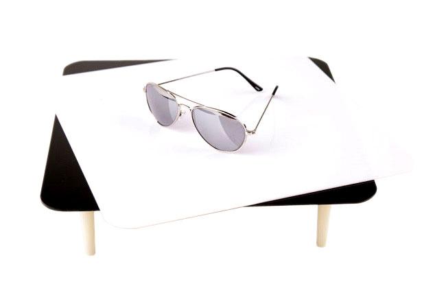Fotostůl, foto stolek, fotografický stůl 30x30cm