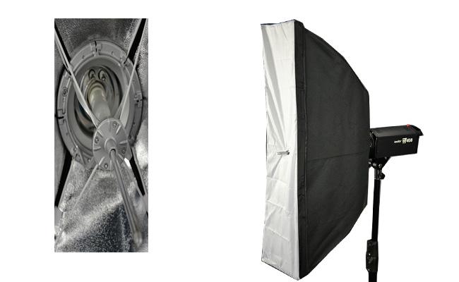 Strip softbox, deštníkový 22X90cm Bowens (SB2290RX)
