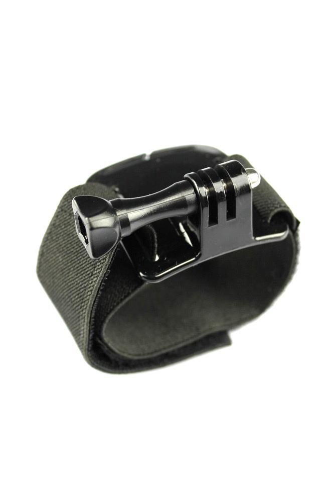 Držák s páskem na ruku pro GoPro Hero kamery (GP32) 4b51165103
