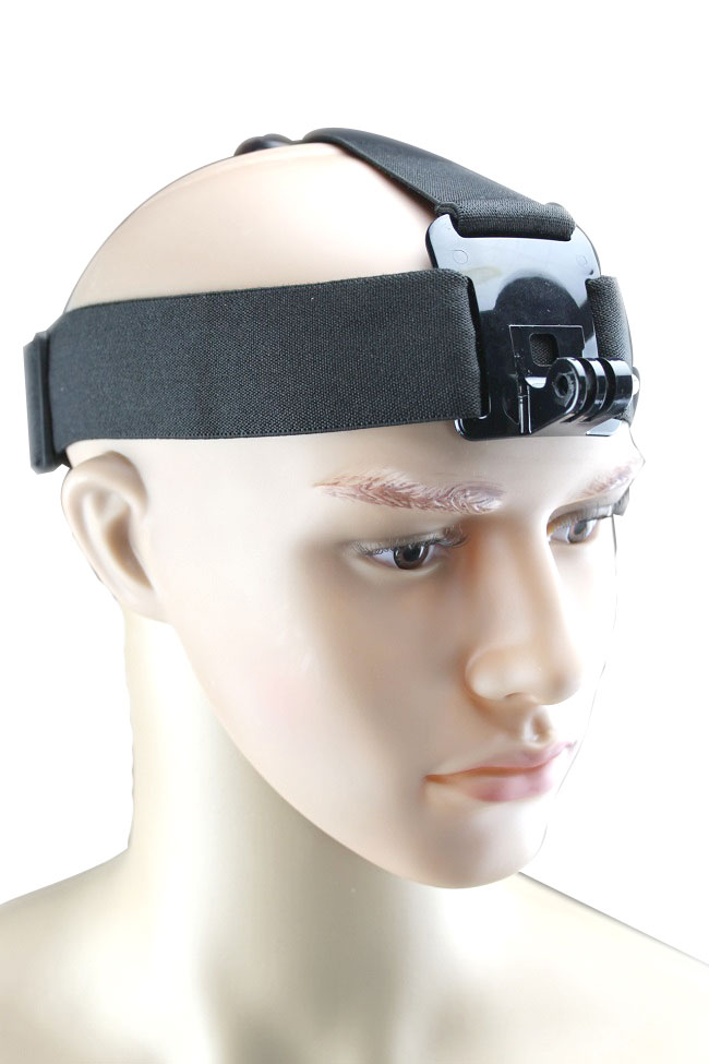 Čelenka Head Strap mount pro kamery GoPro