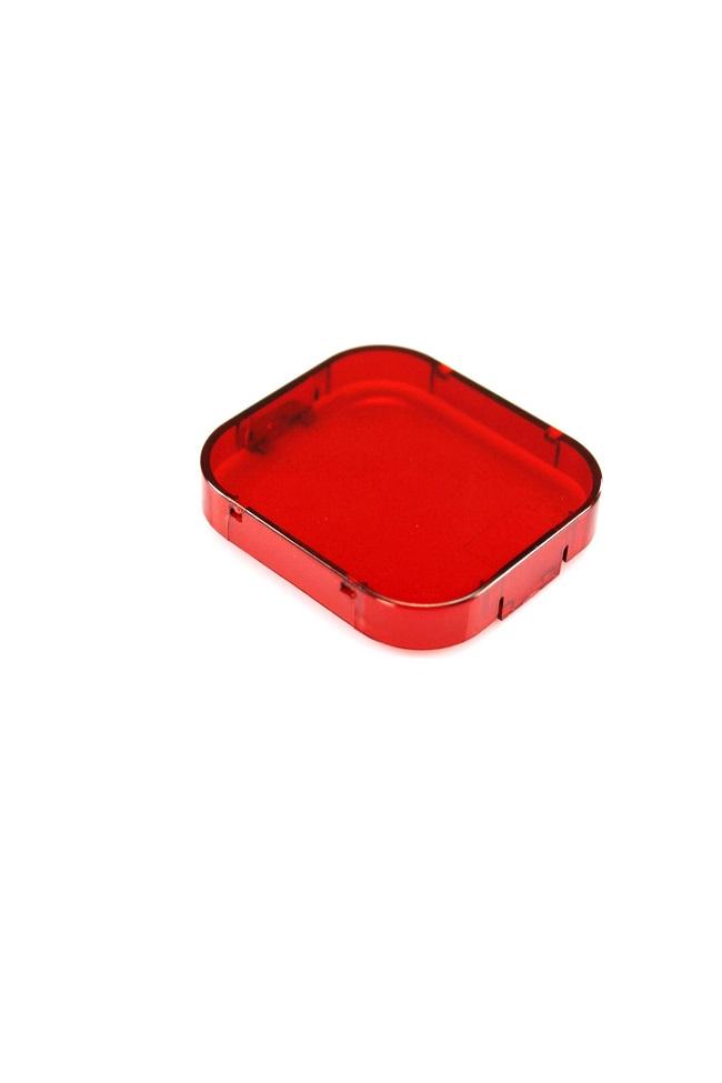 GoPro Hero 3 filtr na potápění červený