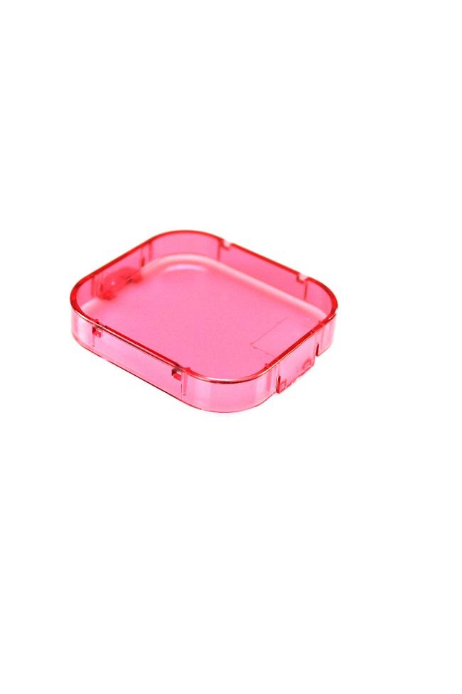 GoPro Hero 3 filtr na potápění růžový (3-RUZ)