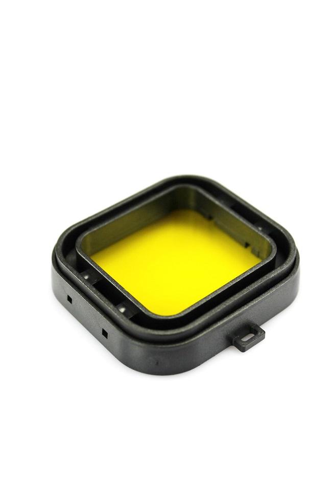GoPro Hero 3+, 4 filtr na potápění žlutý