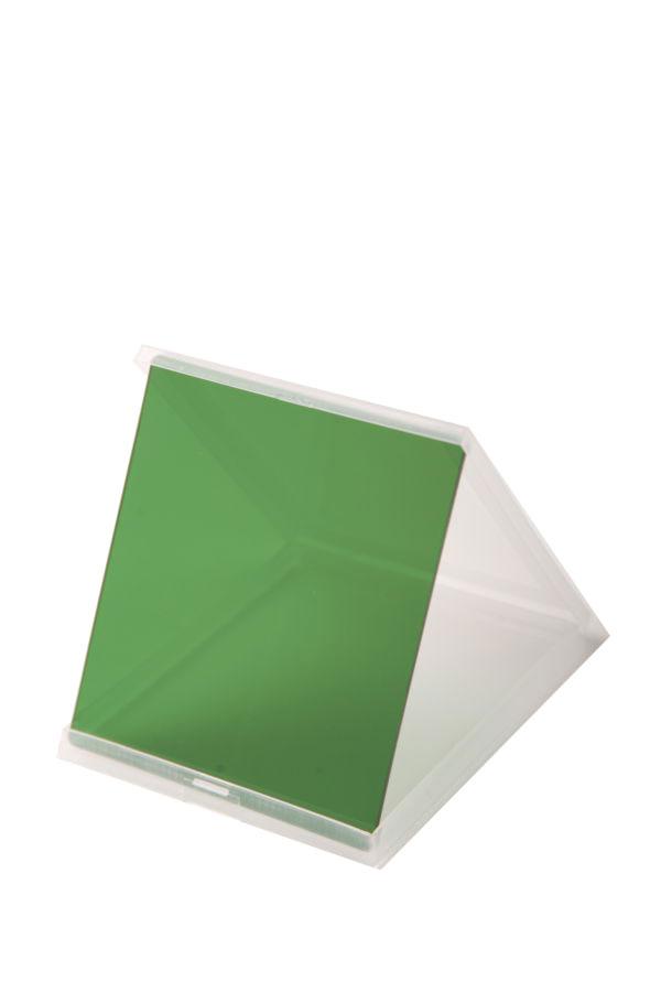 Plný filtr pro systém Cokin P zelený