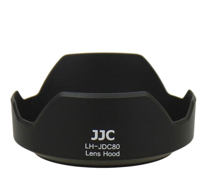 JJC sluneční clona LH-DC80 (LH-JDC80) (JJC-LH-JDC80-51)