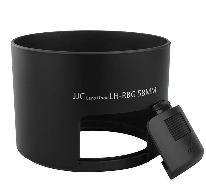 JJC sluneční clona PH-RBG 58mm (LH-RBG) Pentax (JJC-LH-RBG-87)