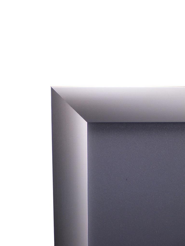 Klaprám A4 reklamní tabule se zaklapávacím rámem 25mm
