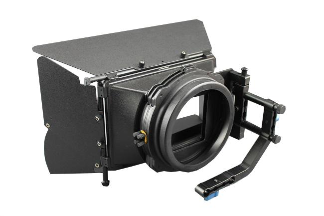 Matte Box sluneční clona M2 pro DSLR Rig
