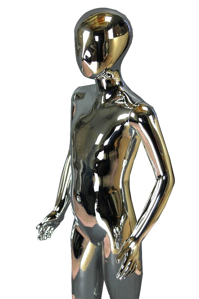 Dětská figurína 140cm lesk f3e894d410
