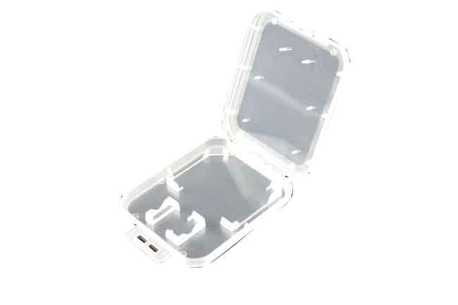 Krabička na SD karty