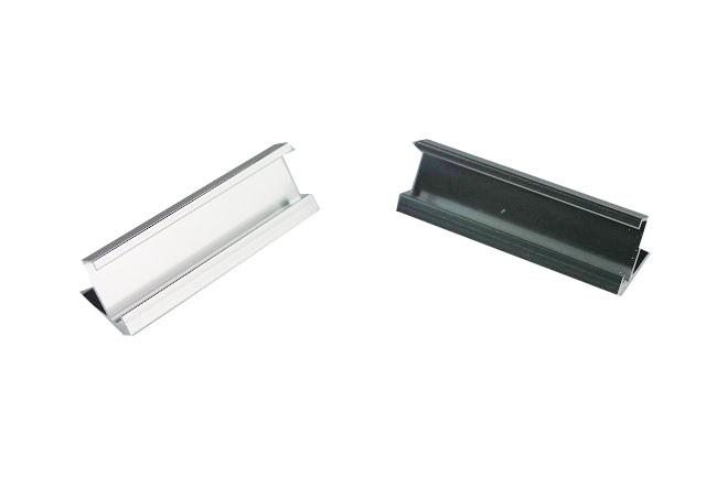 Cenovky 12x8, náhradní stojánek stříbrný