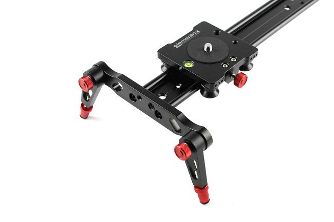 Hlava stativu camera slider 120cm 4x ložisko LX