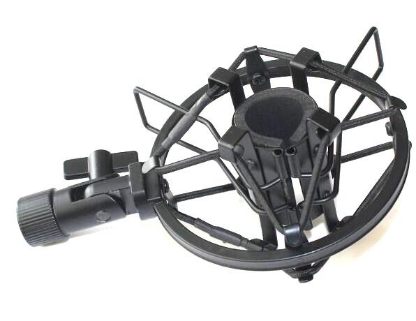 Elementrix držák pro mikrofón odpružený 25mm