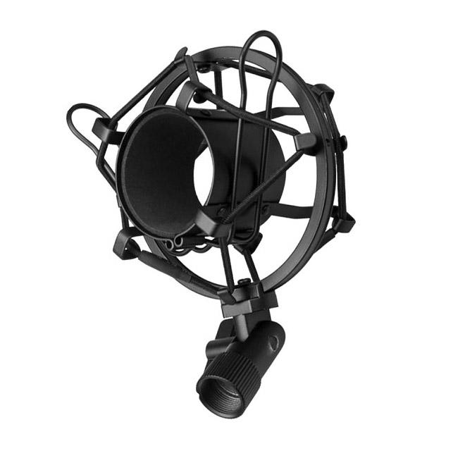 Elementrix držák pro mikrofón odpružený 45mm