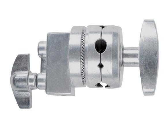 Elementrix upínací kloub na tyč kovový