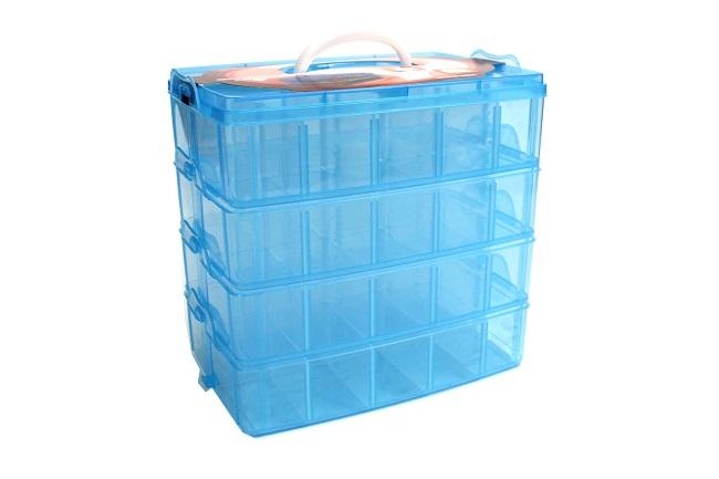 Organizér,  úložný box ORG6