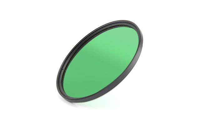 Elementrix plný filtr zelený 77mm