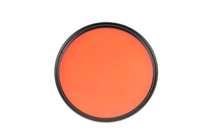 Elementrix plný filtr oranžový 77mm