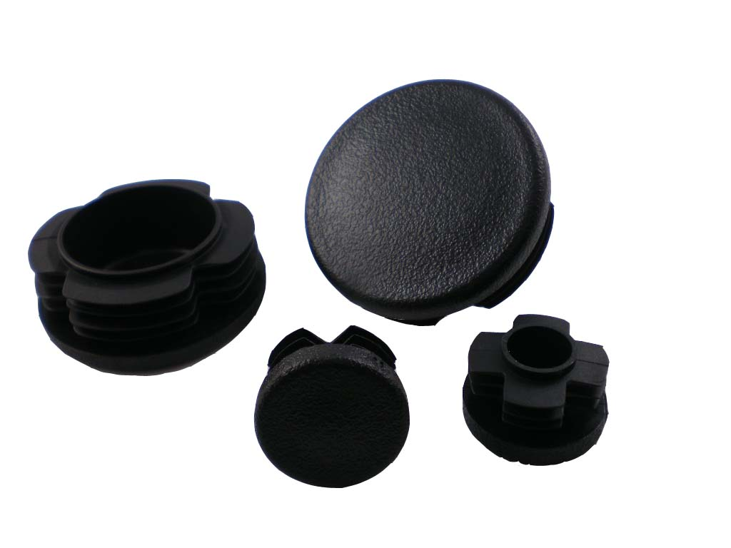 Záslepka, krytka, zátka 16mm 0,8-2,0mm Kulatá záslepka do trubky
