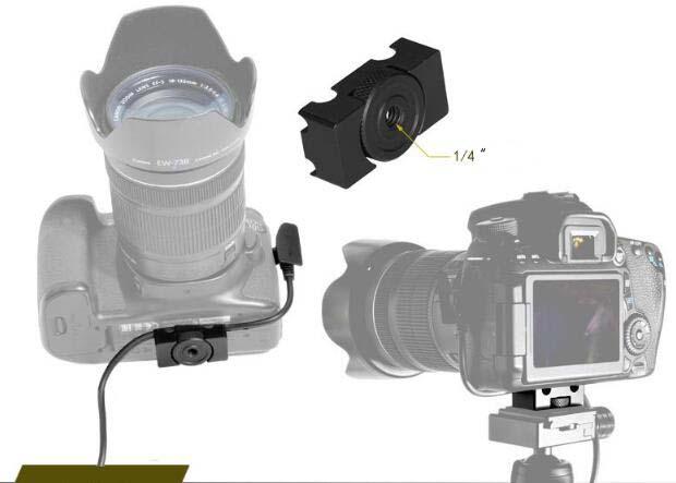 Deska fotoaparátu pro kabely