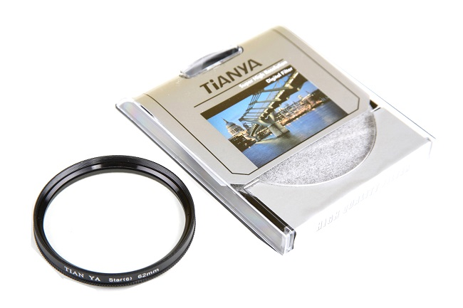 Efektový hvězdičkový filtr  STAR x6 55mm