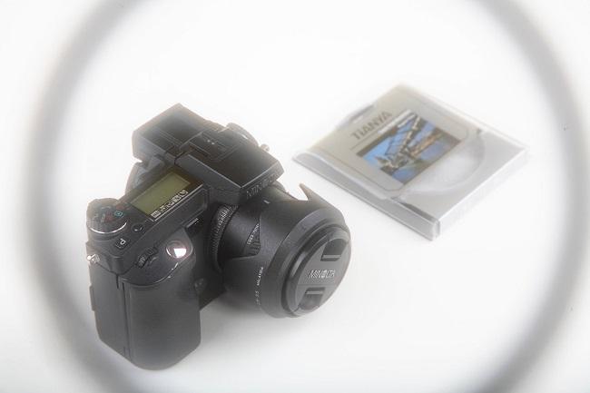 Změkčovací  Difuzní filtr 67mm
