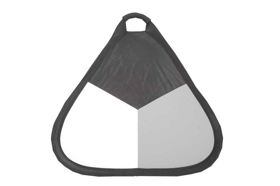Šedá karta, kalibrační deska, triangl 4v1 60 cm