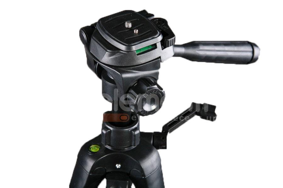 Stativ 3D, fotografický stativ Tripod 155cm