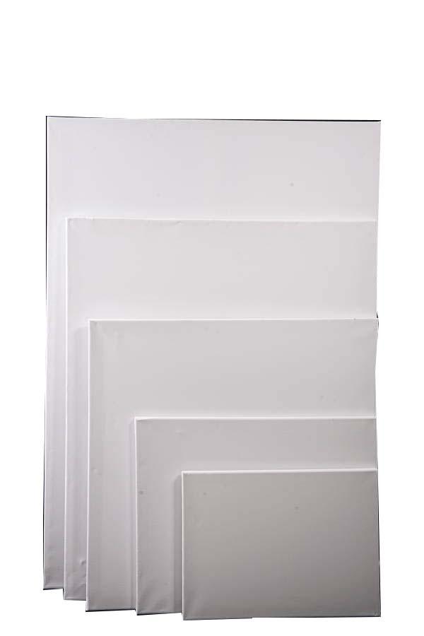 Malířské plátno 40x40cm, malířská plátna šepsovaná
