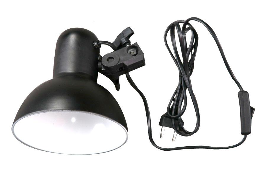 Lampa, stínítko 15cm se spínačem