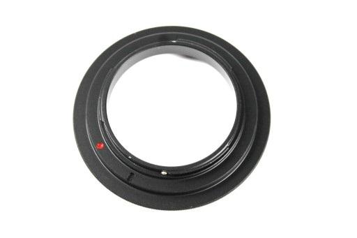 Adaptér makro, redukce pro Nikon 62mm