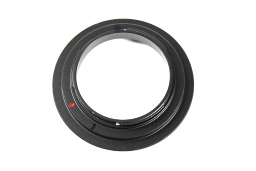 Adaptér makro, redukce pro Nikon 72mm