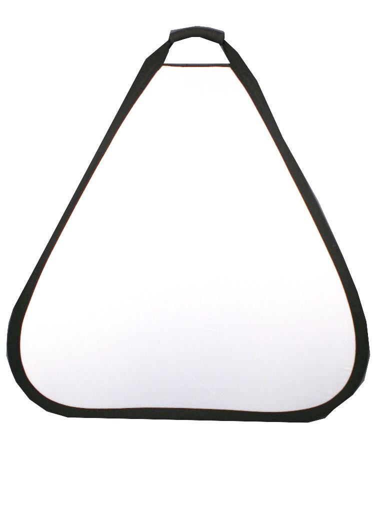 Difuzní triangl 80cm, difuzér