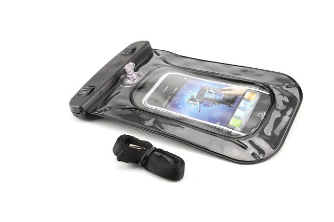 Vodotěsné pouzdro na iPhone, chytrý telefon, mobil nafukovací (WP3)