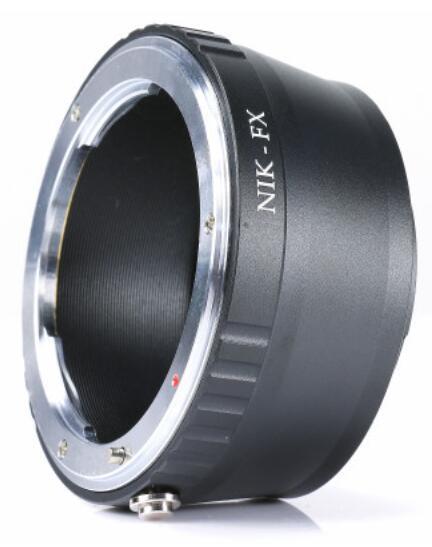 Adaptér pro FUJIFILM X-Pro1 a objektivy Nikon F (NIKFX)