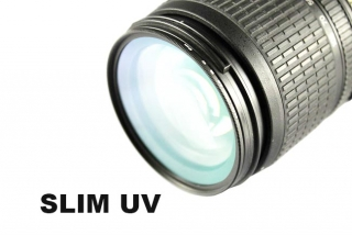UV filtr Slim GreenL 77mm